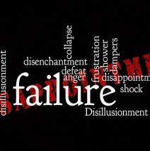 Der Weg beginnt mit dem ersten Schritt oder Vom Scheitern