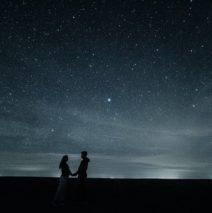 Eine Nacht unter Sternen